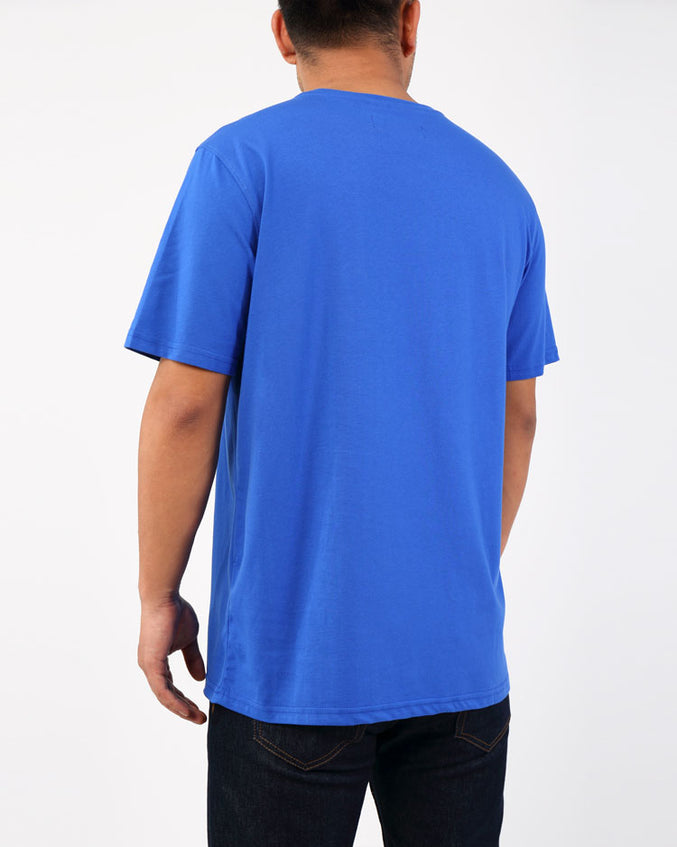 HERO SHIRT-COLOR: ROYAL BLUE
