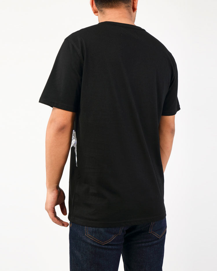 CREATION SHIRT-COLOR: BLACK