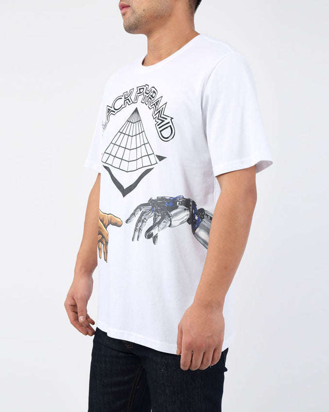 CREATION SHIRT-COLOR: WHITE+
