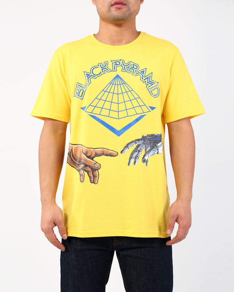 CREATION SHIRT-COLOR: YELLOW