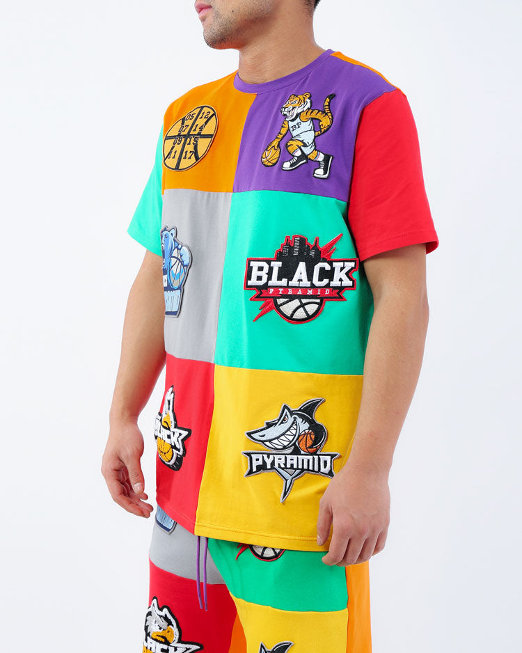 SQUARES SHIRT-COLOR: MULTI COLOR