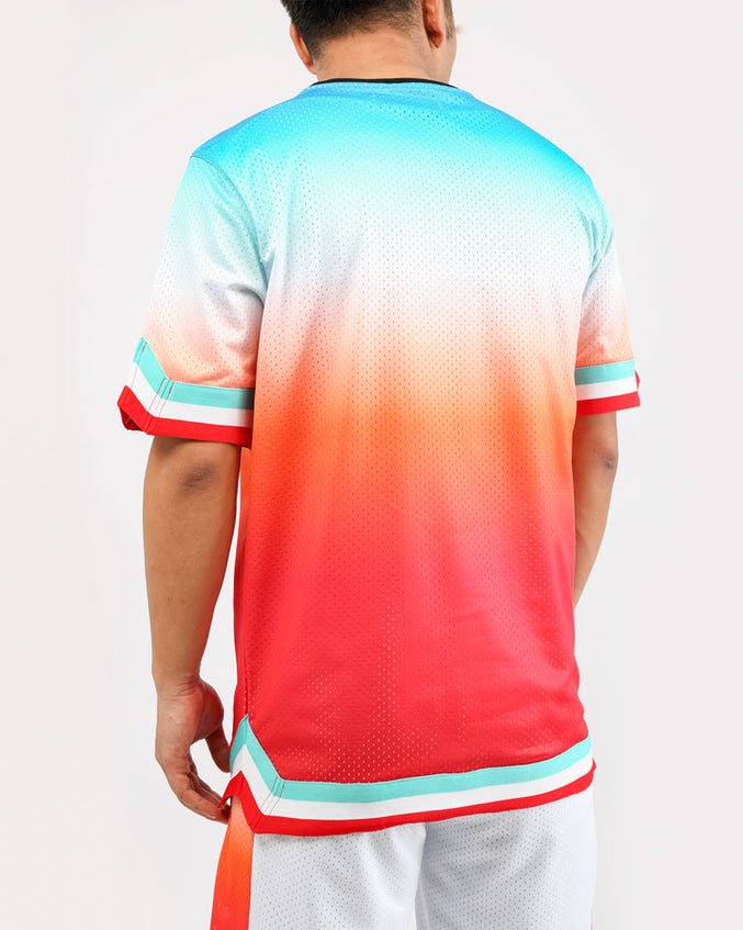 SURF PARADISE JERSEY-COLOR: WHITE