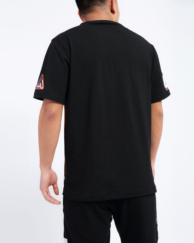 PIT CREW BLK P SHIRT-COLOR: BLACK