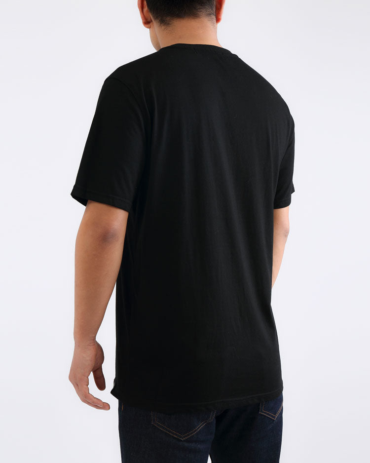 GIRL REP TEE-COLOR: BLACK