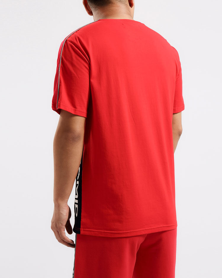 USA REFLECTIVE SHIRT-COLOR: RED