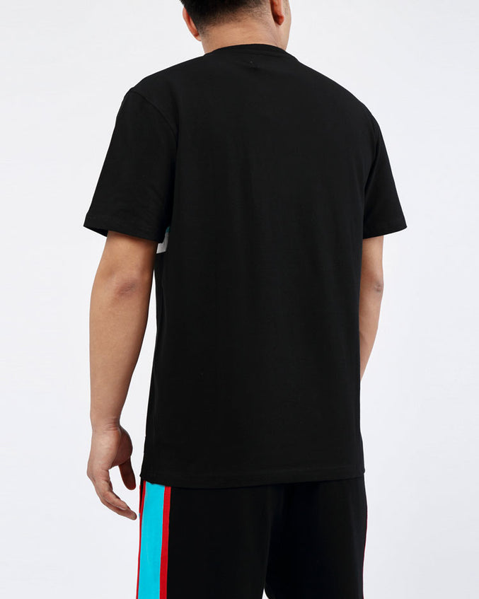 COLLEGE HOME SHIRT-COLOR: BLACK