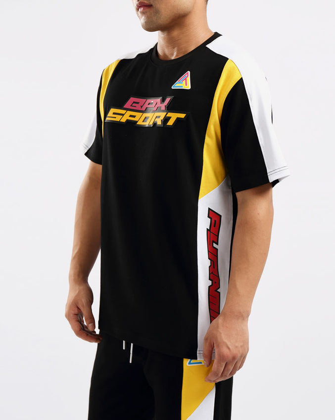 BPX SPORT SHIRT-COLOR: BLACK