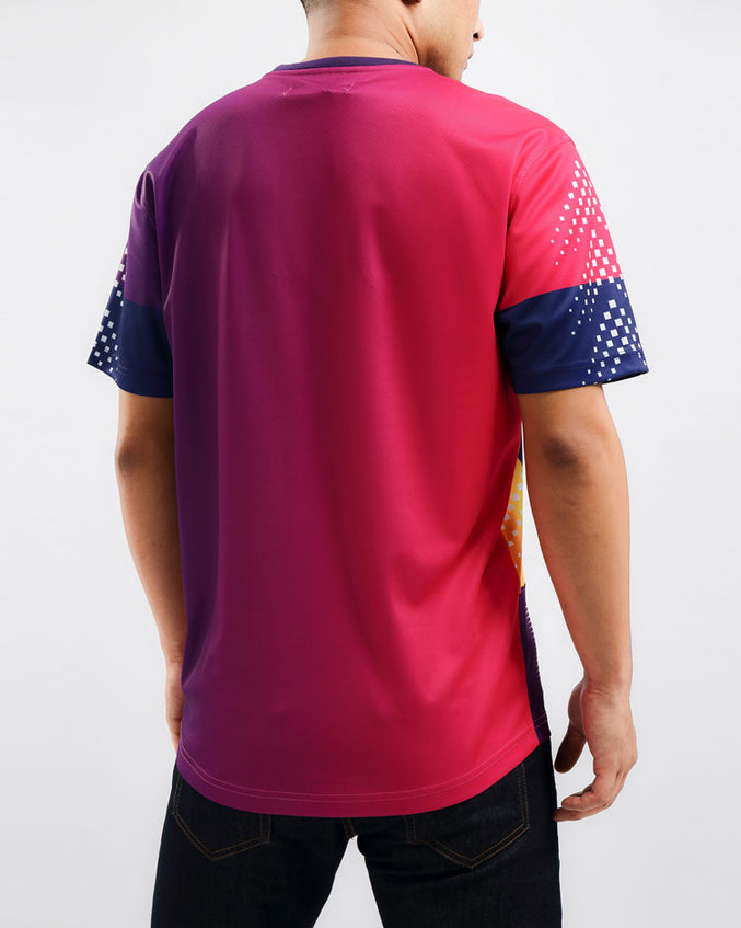 GRADED SPEED SHIRT-COLOR: PINK