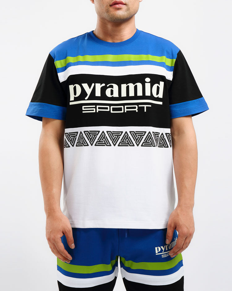 PYRAMID SPORT CYCLING SHIRT