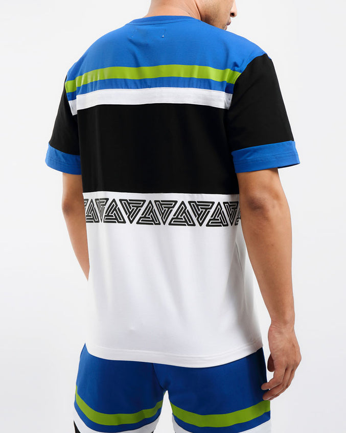 PYRAMID SPORT CYCLING SHIRT-COLOR: BLUE