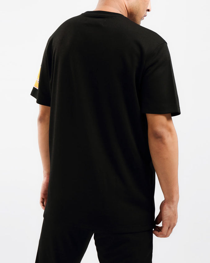 GREASE MONKEY SHIRT-COLOR: BLACK
