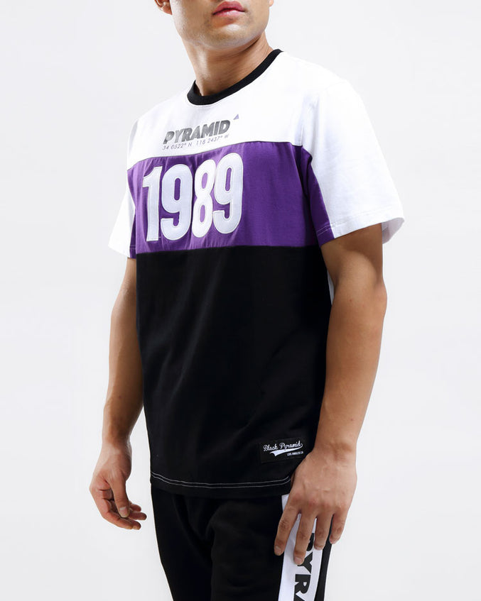 1989 SHIRT-COLOR: BLACK