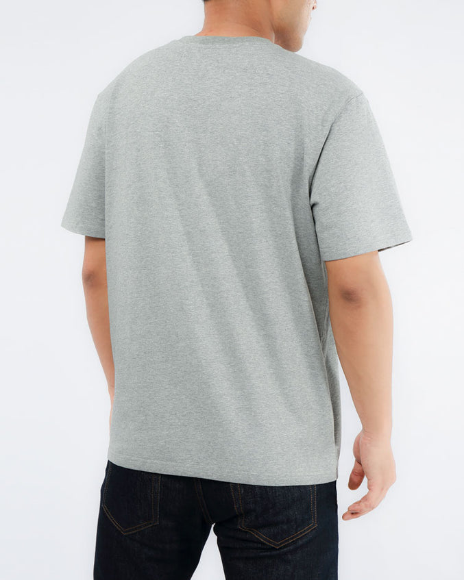 THE BIG OG DIP SHIRT-COLOR: HEATHER GRAY