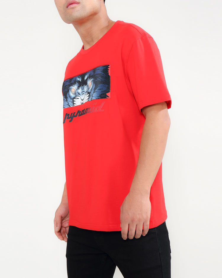 CRYING EYES SHIRT-COLOR: RED