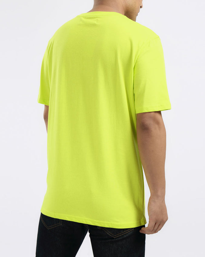 BIG AND TALL RESTING PYRAMID FACE SHIRT-COLOR: GREEN