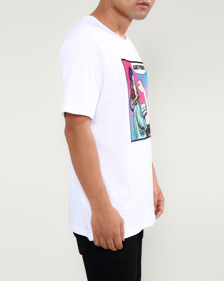 FLEX SHIRT-COLOR: WHITE