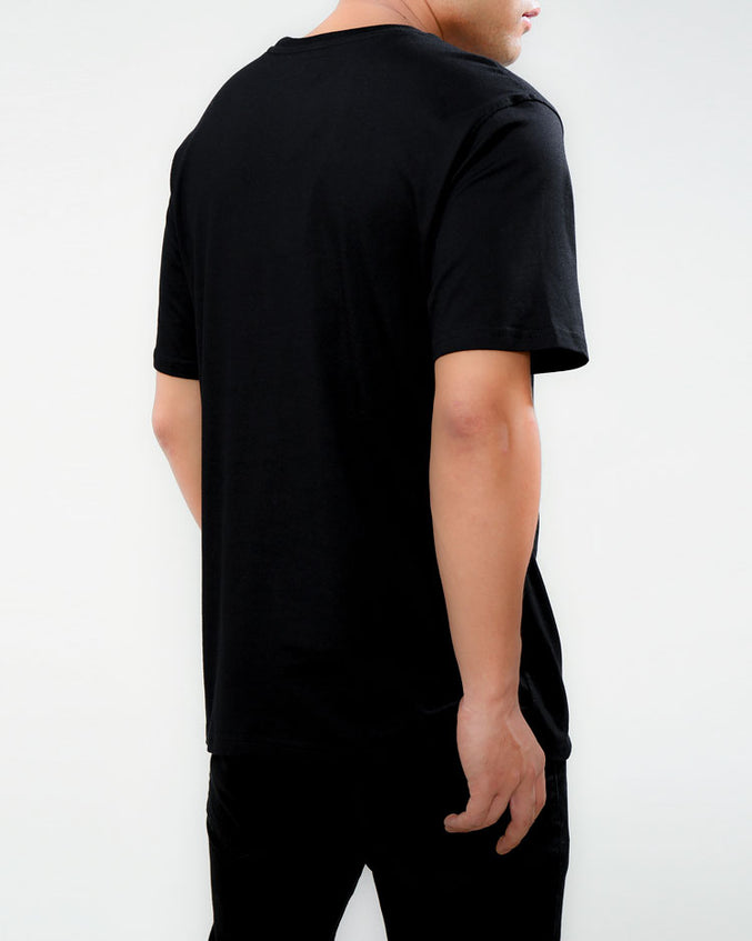 DRAGON TEE-COLOR: BLACK