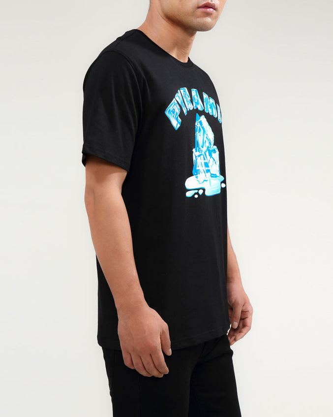 ICE CUBE TEE-COLOR: BLACK