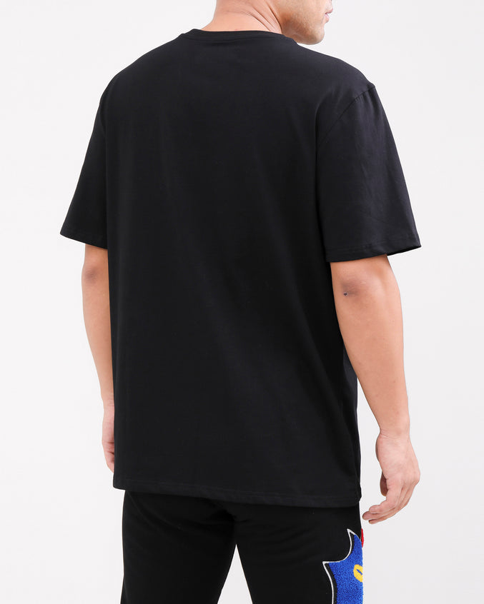 PYRAMID HUNGRY SHIRT-COLOR: BLACK