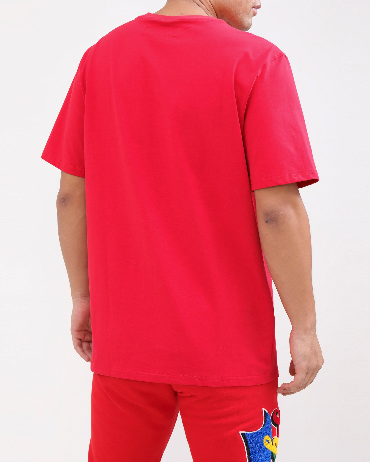PYRAMID HUNGRY SHIRT-COLOR: RED