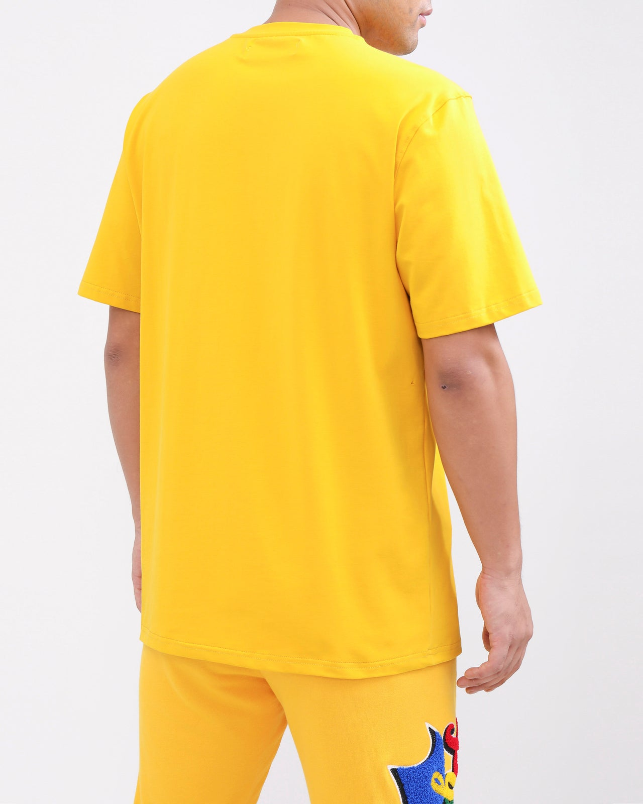 PYRAMID HUNGRY SHIRT-COLOR: YELLOW