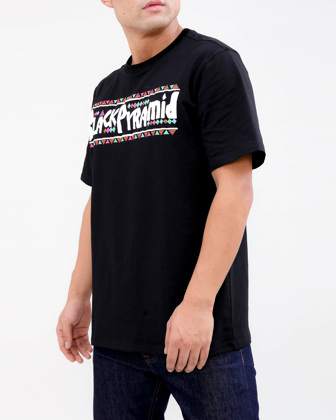 CHOICES SHIRT-COLOR: BLACK