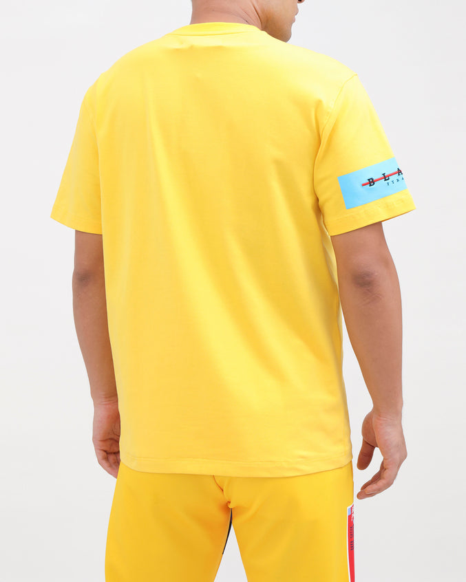 FUTURE RELIC SHIRT-COLOR: YELLOW