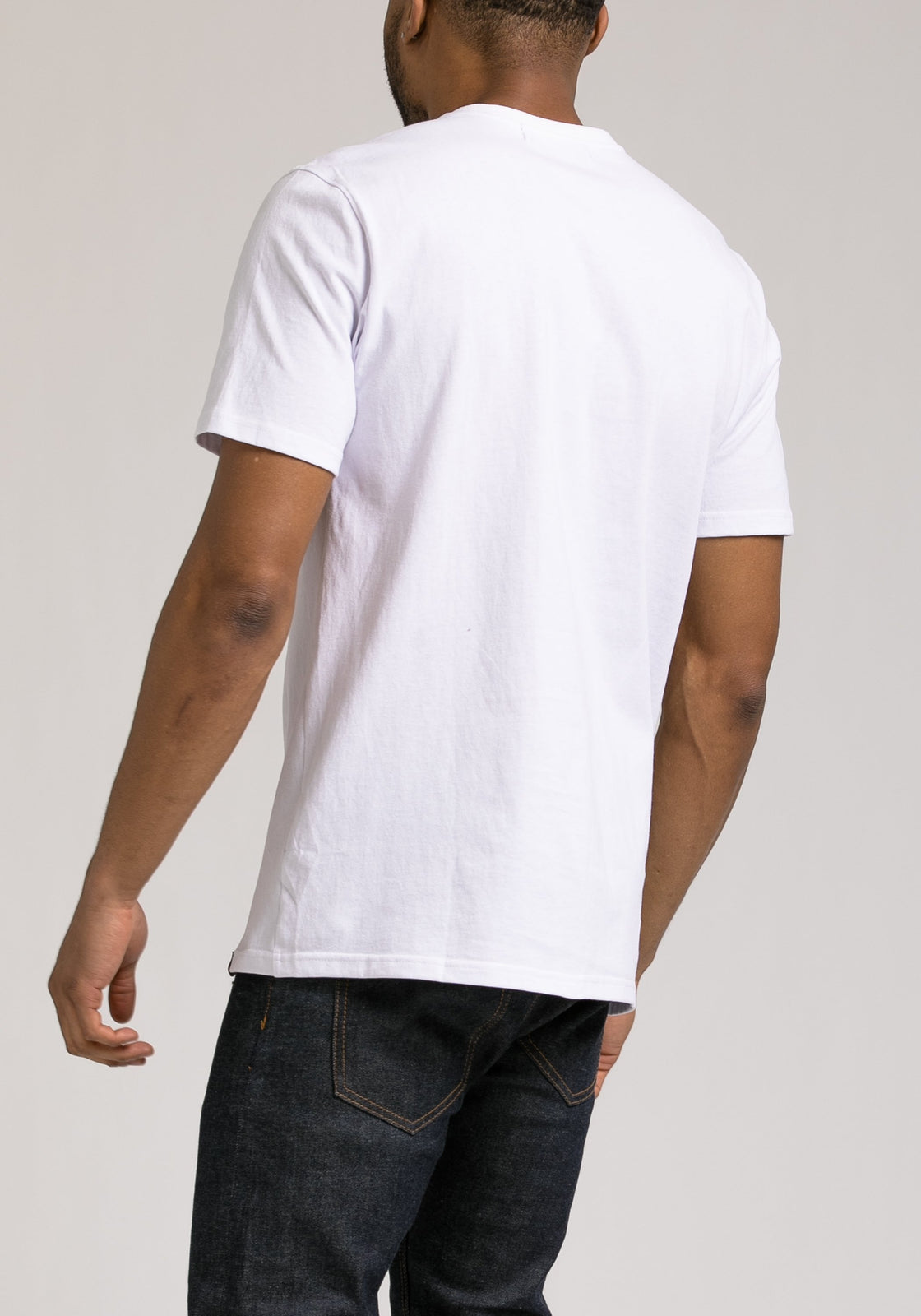PYRAMID SS SHIRT - Color: White