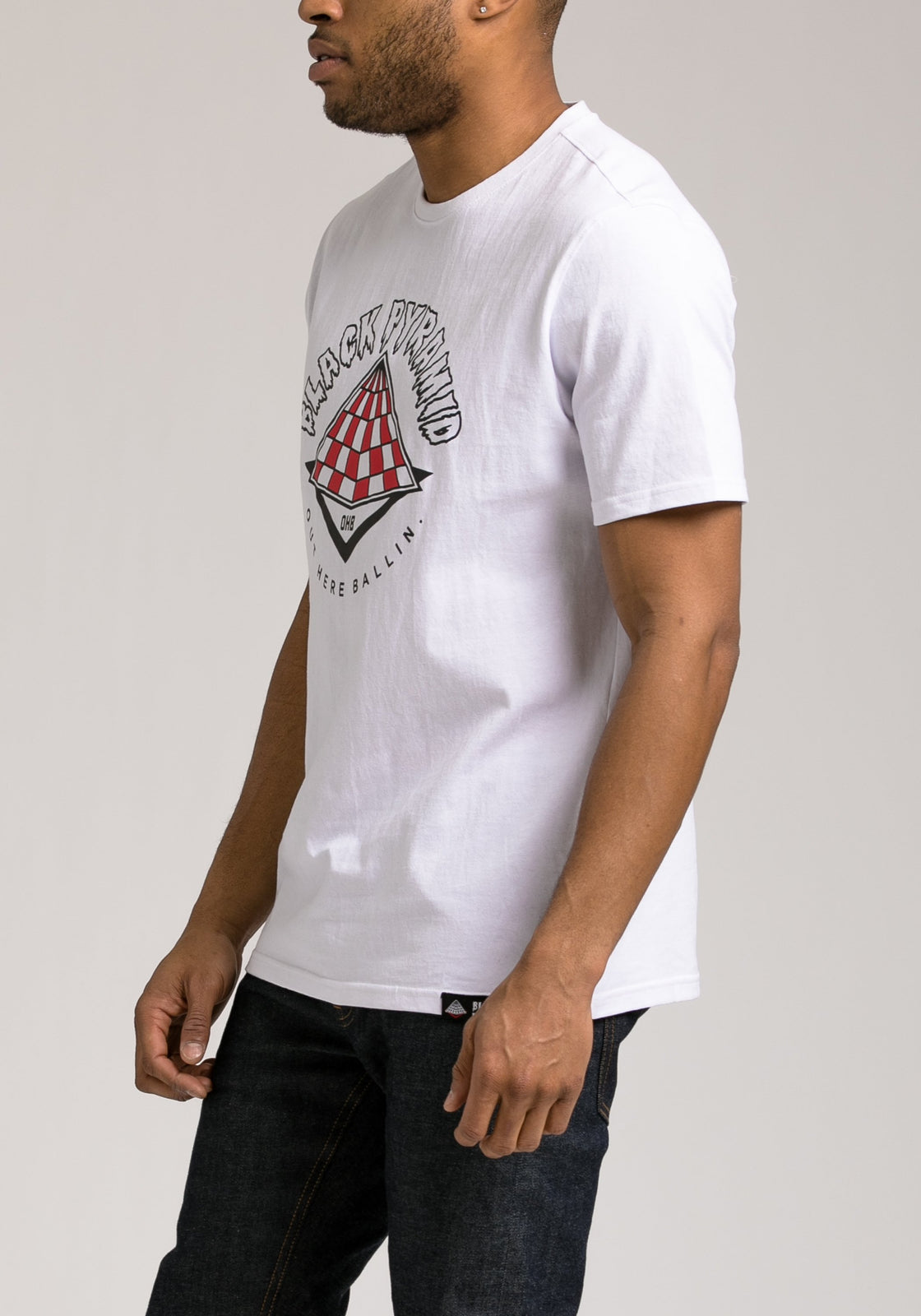 OHB SS SHIRT - Color: White