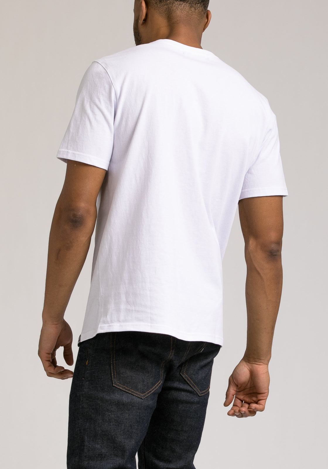 WILD BP SS SHIRT - Color: White