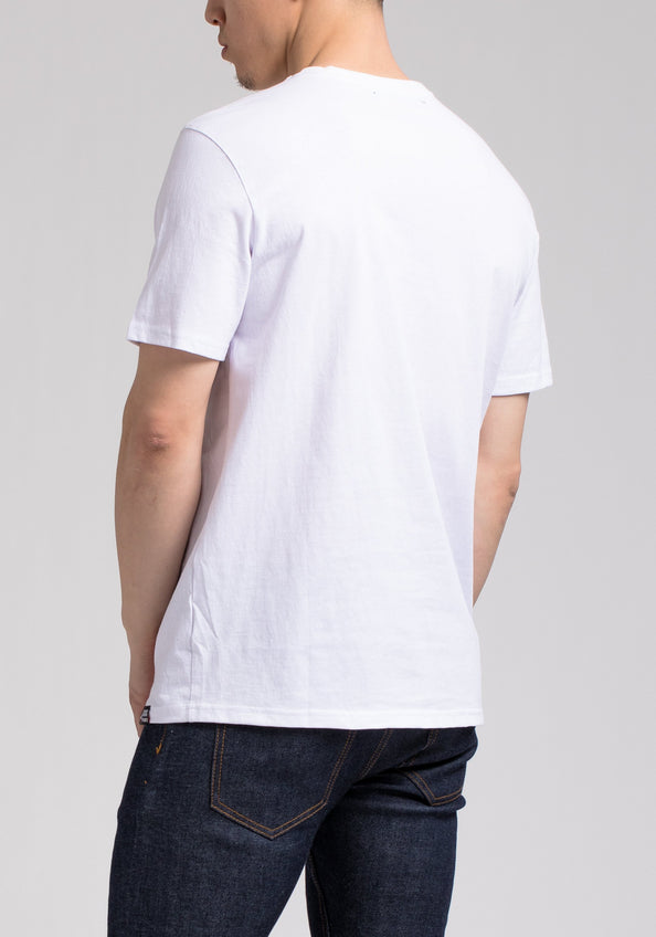SAILING SS SHIRT - Color: White