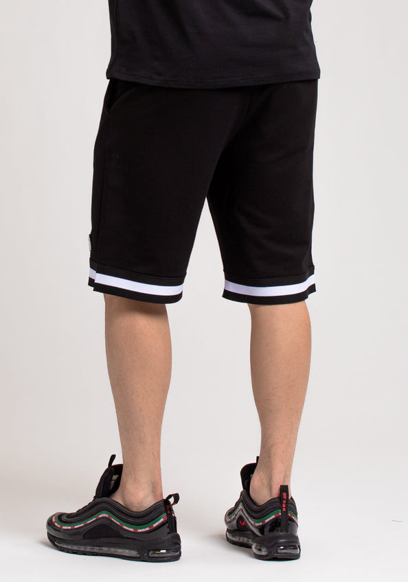 Pyramid World Wide Short - Color: Black