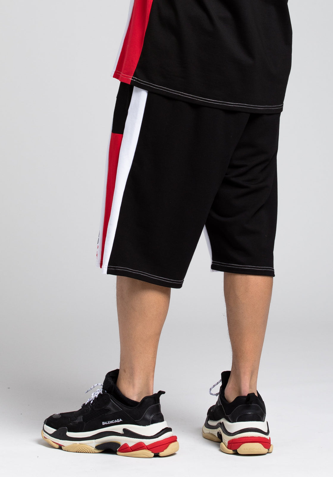 BP Block Short - Color: Black
