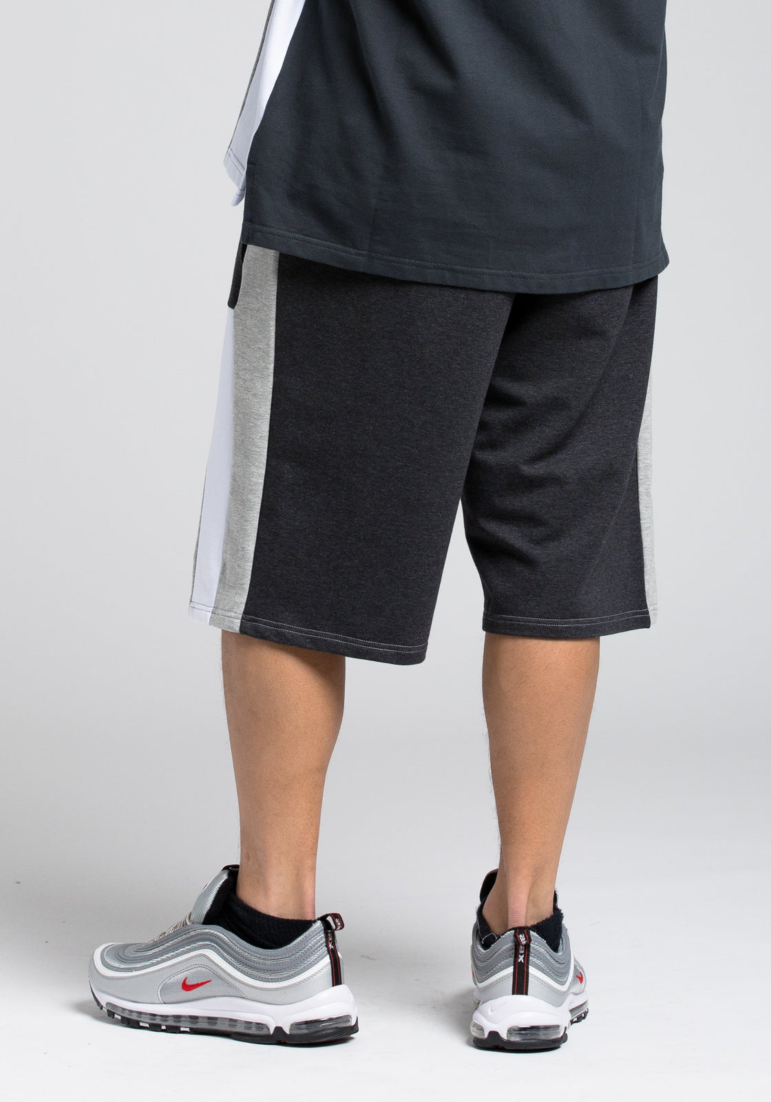 BP Block Short - Color: Gray