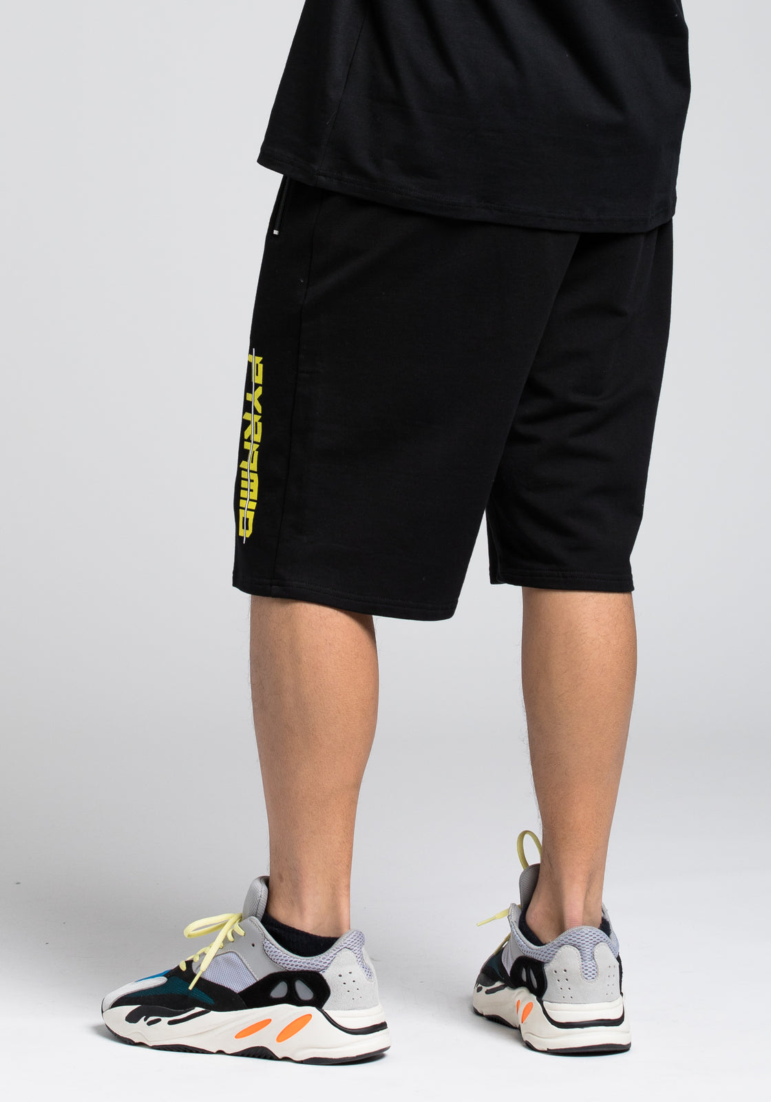 Pyramid Expedition Short - Color: Black