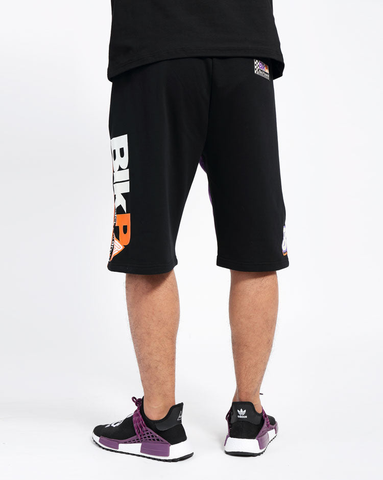 PIT CREW BLK P SHORTS-COLOR: ROYAL BLUE