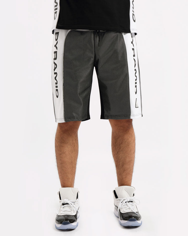BIG AND TALL USA REFLECTIVE SHORT