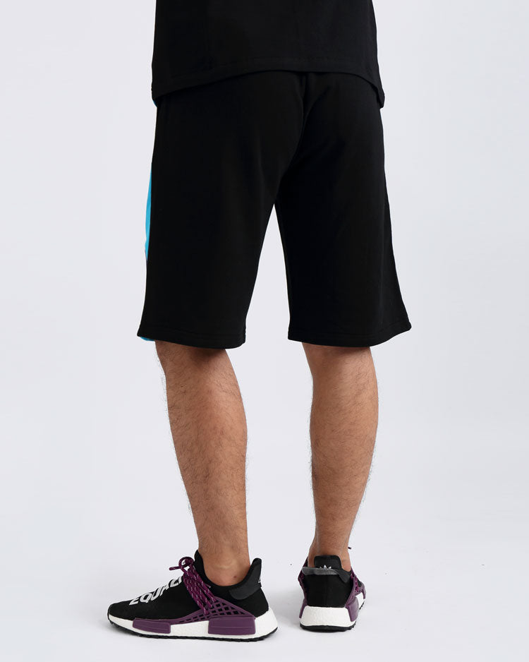 INCEPTION SHORT-COLOR: BLACK