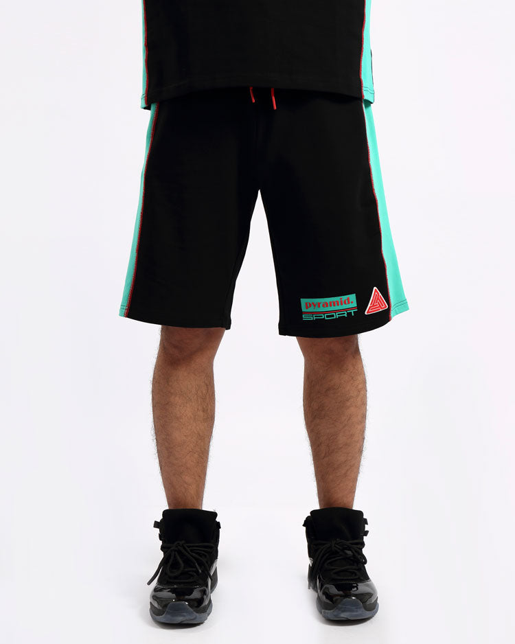 REVERSE TERRY SPORT SHORTS