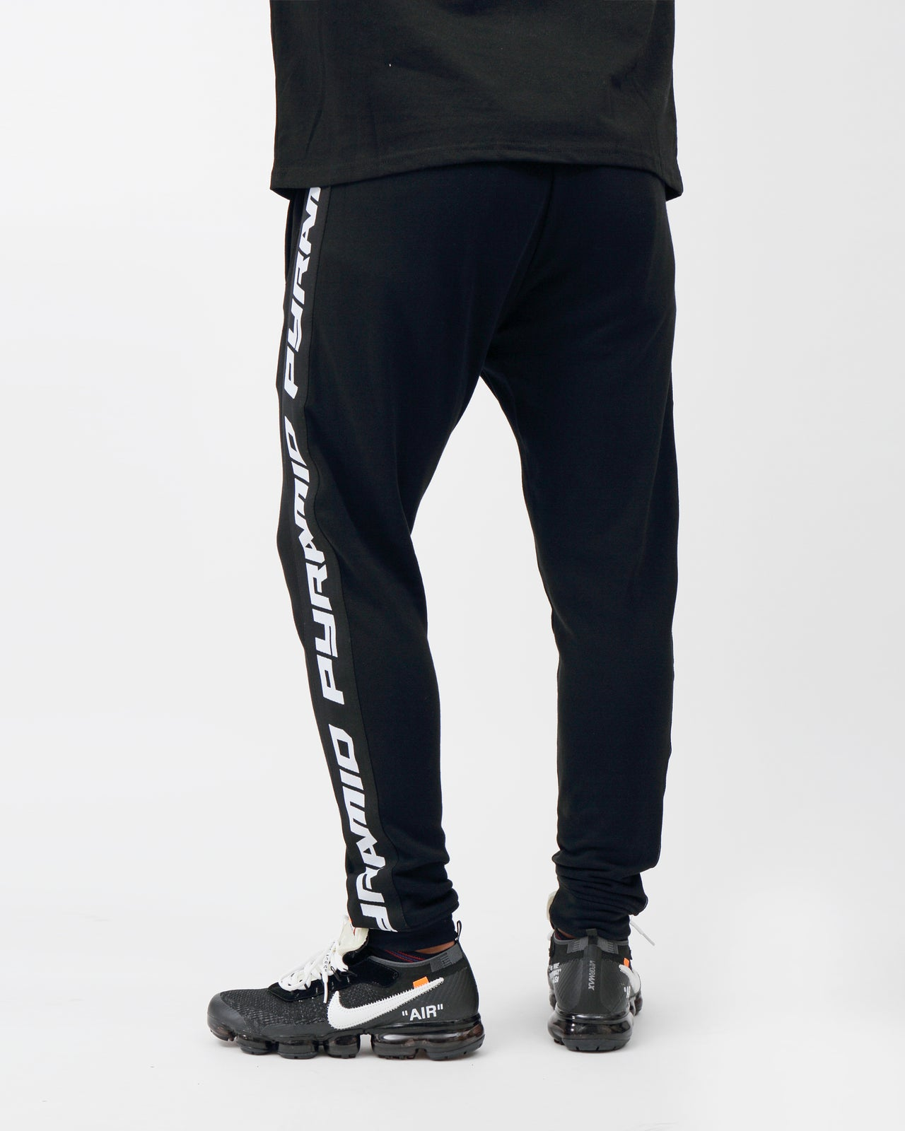 Pyramid Pant - Color: Black
