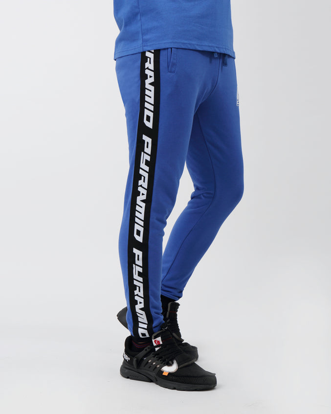Pyramid Pant - Color: Blue