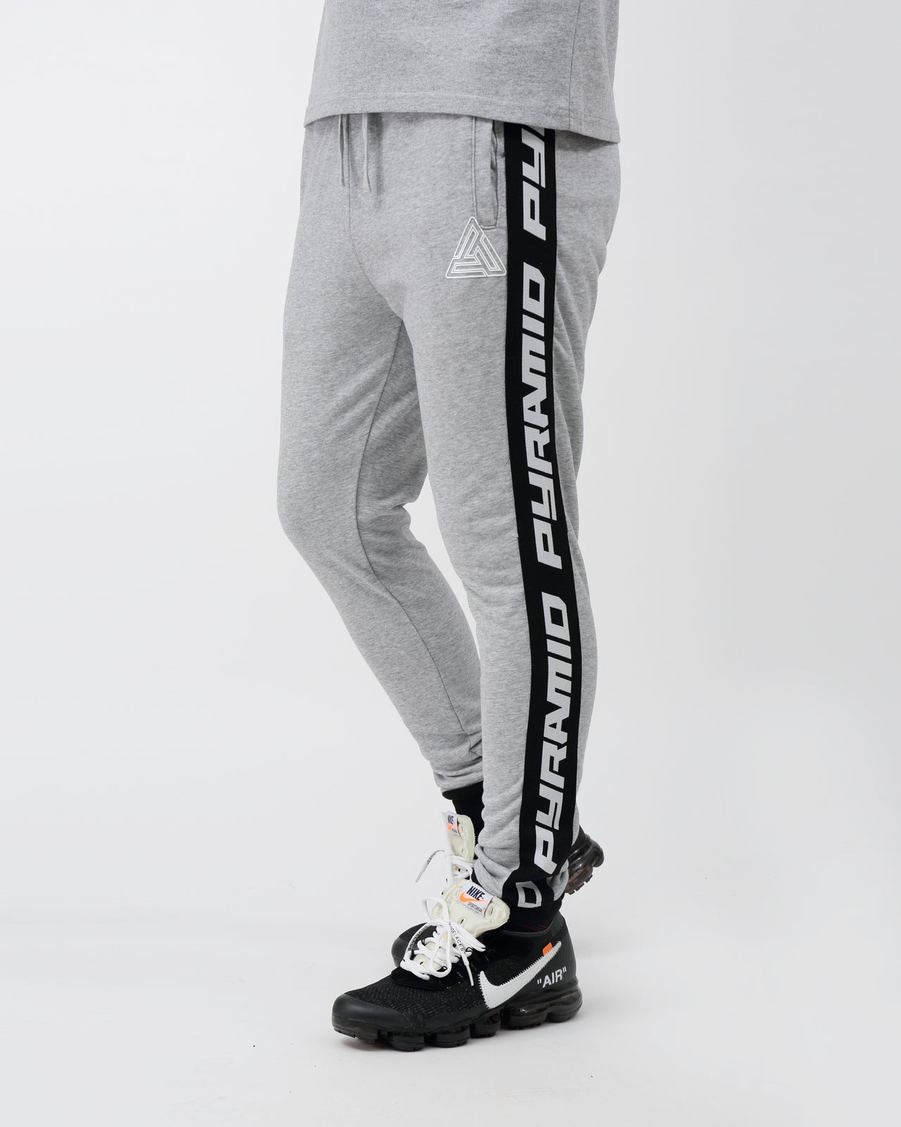 Pyramid Pant - Color: Heather Gray | Gray