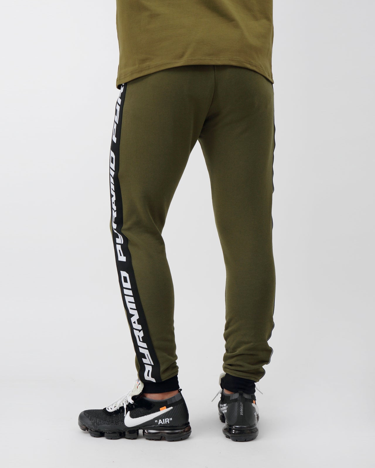 Pyramid Pant - Color: Olive | Green