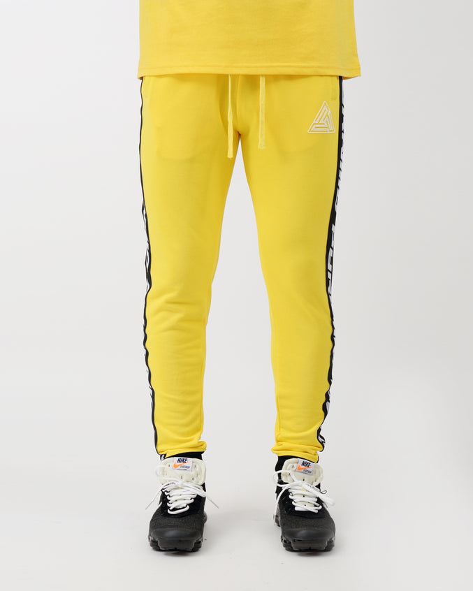 Pyramid Pant - Color: Yellow