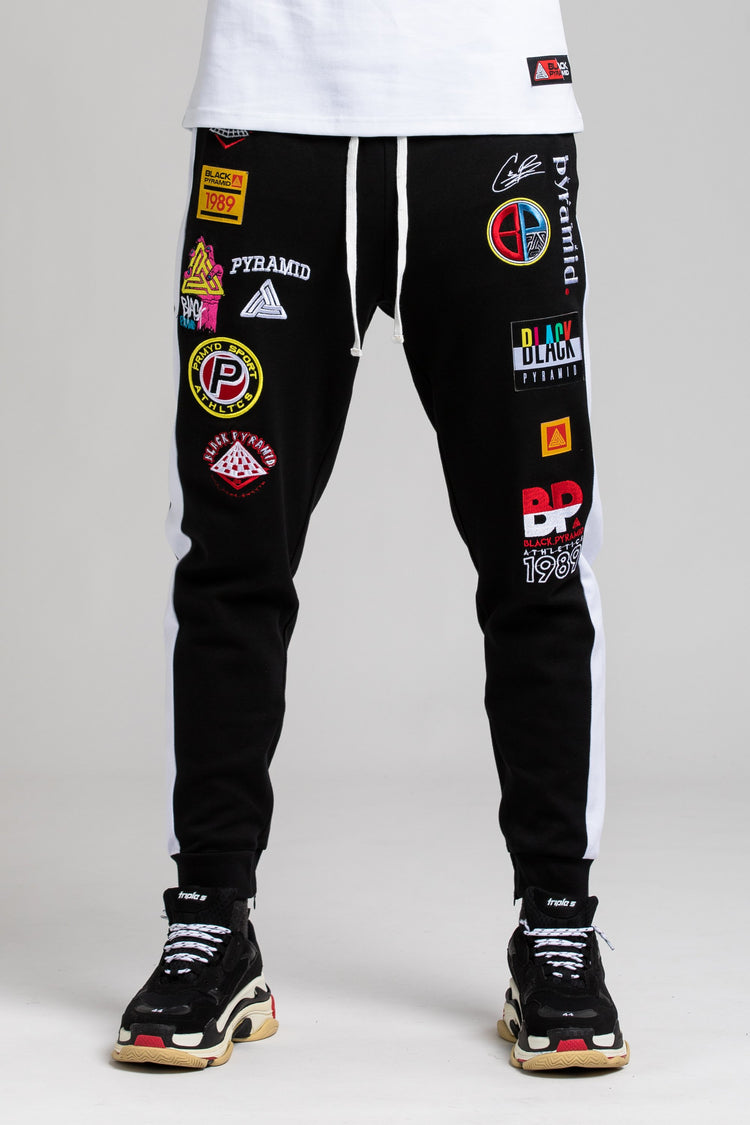 Future Patch Track Pant