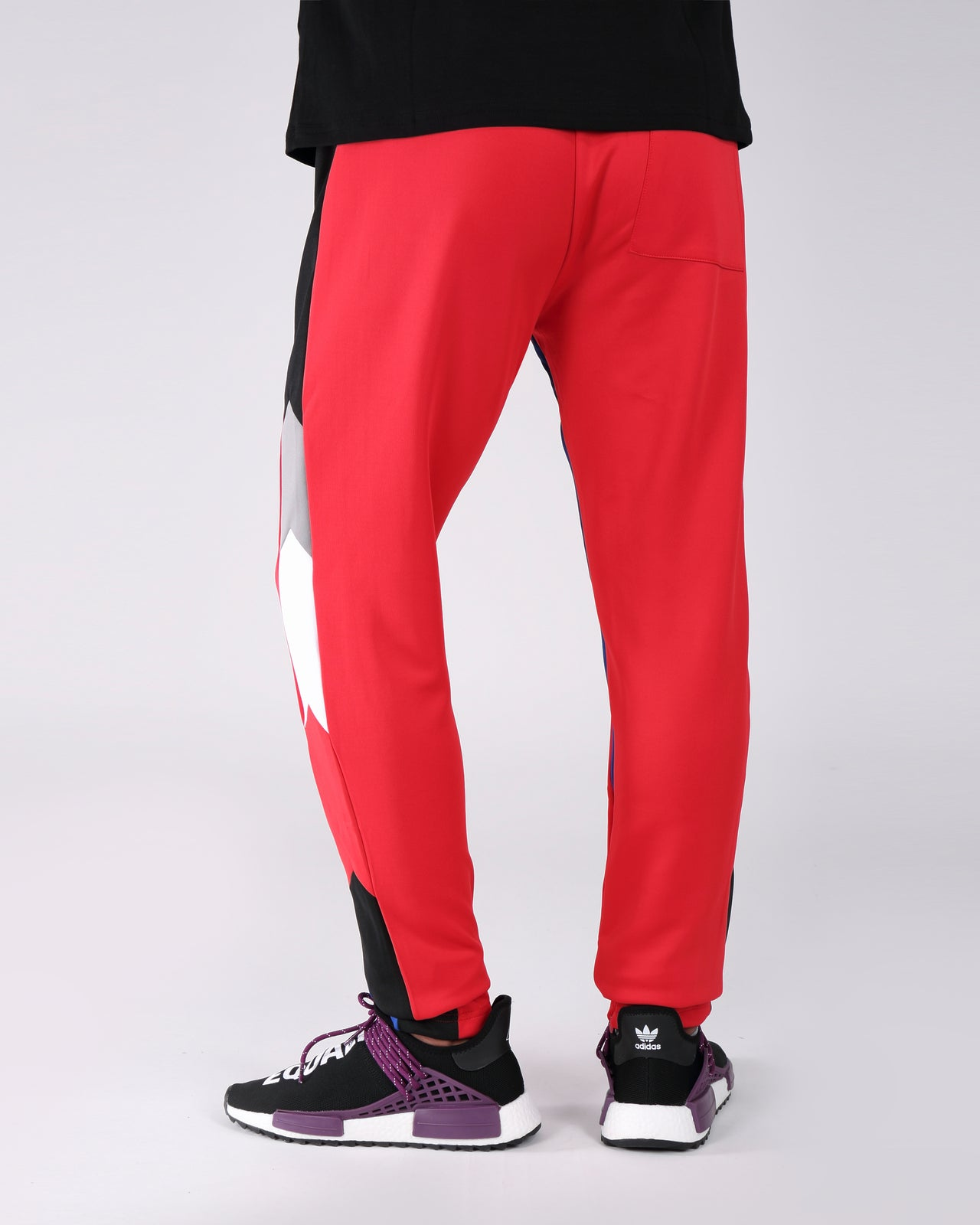 BP Racing Track Pant - Color: Red