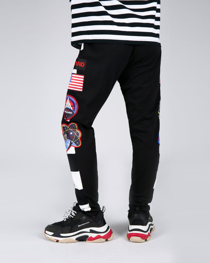 BP Space Track Pant - Color: Black