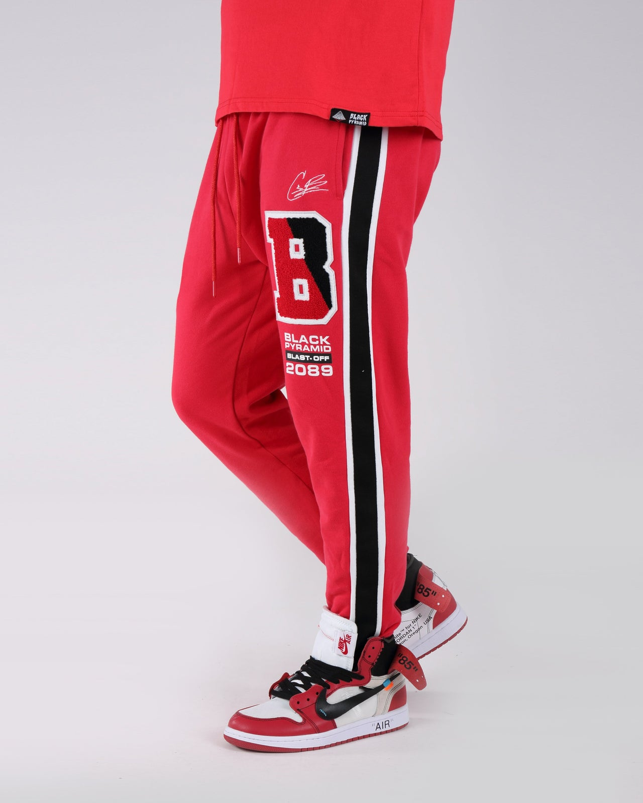 Blast Off Pant - Color: RED