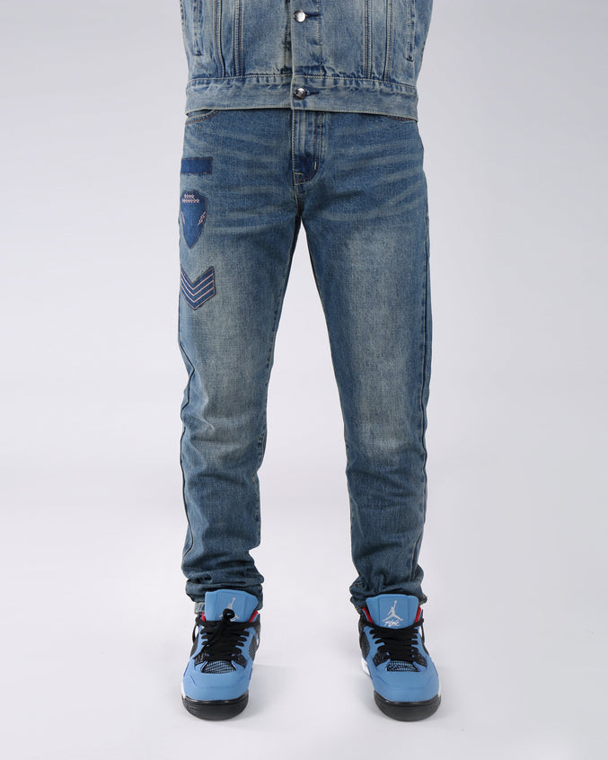 BP Denim - Color: Blue