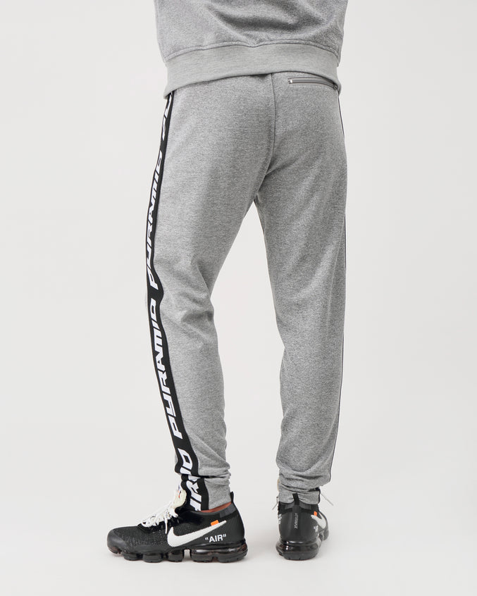 Pyramid Taping Track Pant - Color: GRAY